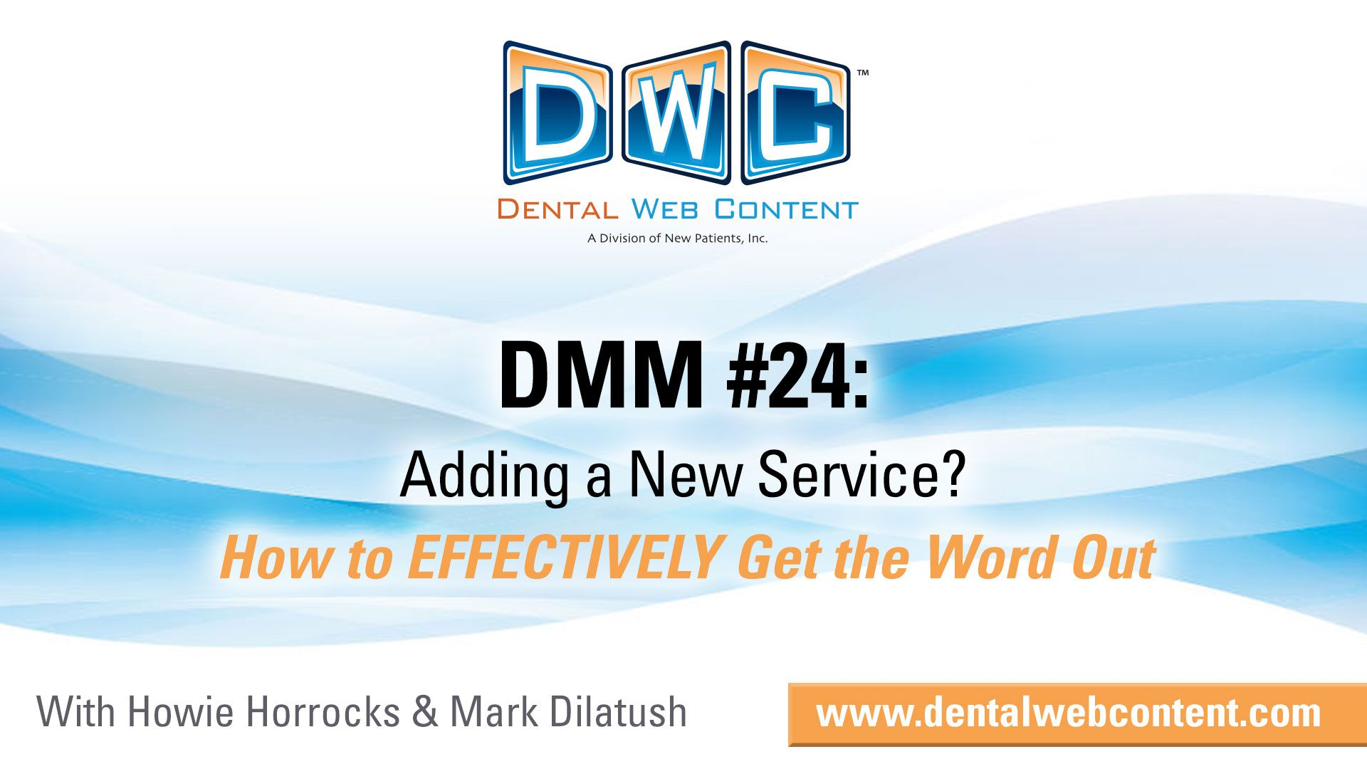 How to Approach your New Dental Service Promotion