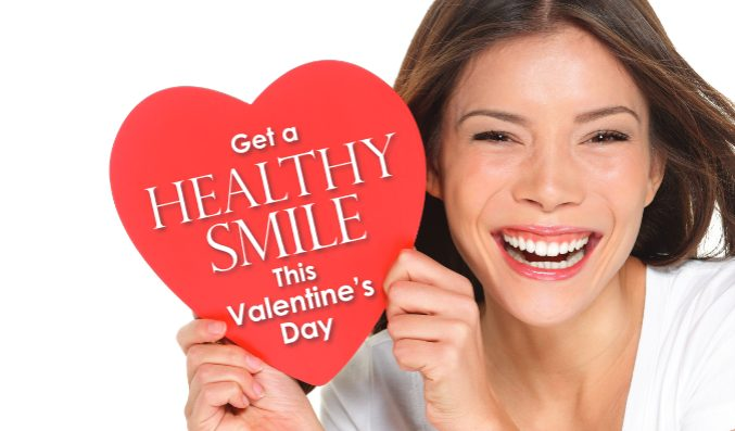 New Dental Clinic Marketing Content for Valentine's Day