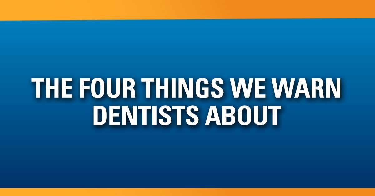 4 Things to be Aware of when Starting a Dental Marketing Campaign