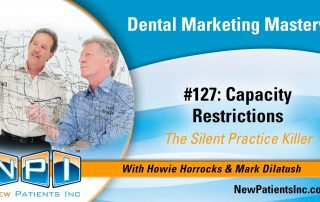 Capacity Restrictions are Practice Killer. Use Dental Appointment Software